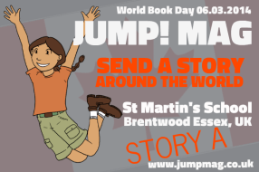 Send a Story Around the World - St Martins School