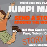 Send a Story Around the World - Yukon, Canada