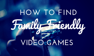 family friendly video games