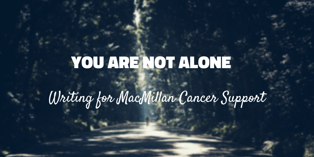 You're Not Alone – Charitable Anthology