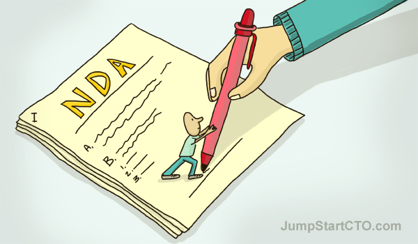 Why Non-Disclosure Agreements Don\u0027t Always Work JumpStart CTO
