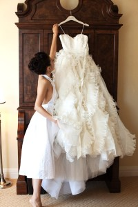 Wedding Dress Hangers...The Secret to a Great Wedding