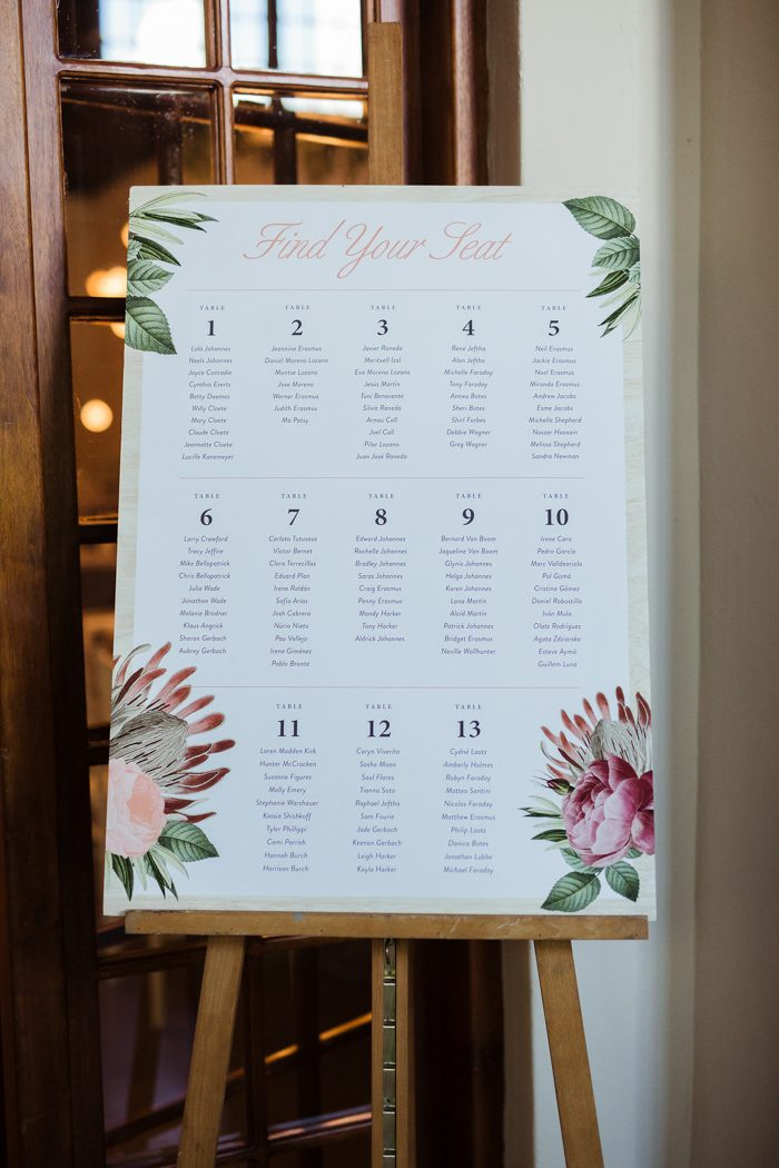 60 Wedding Seating Chart Ideas Junebug Weddings