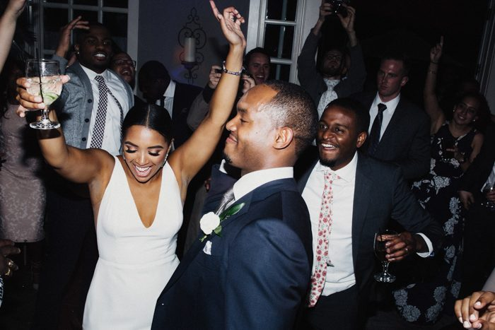 This Wedding Reception Playlist is Guaranteed to Get Your Guests on