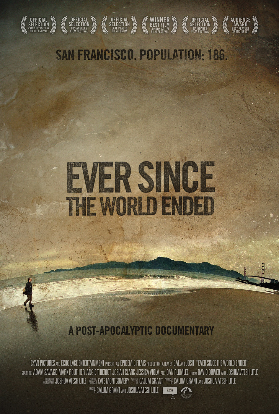 Ever since the world ended movie poster