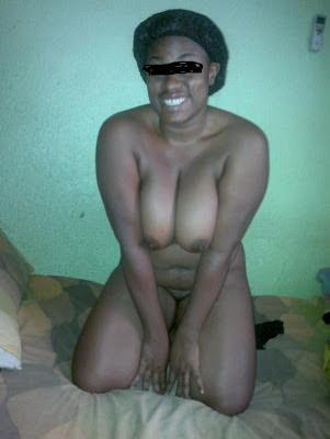 nude nigerian bath