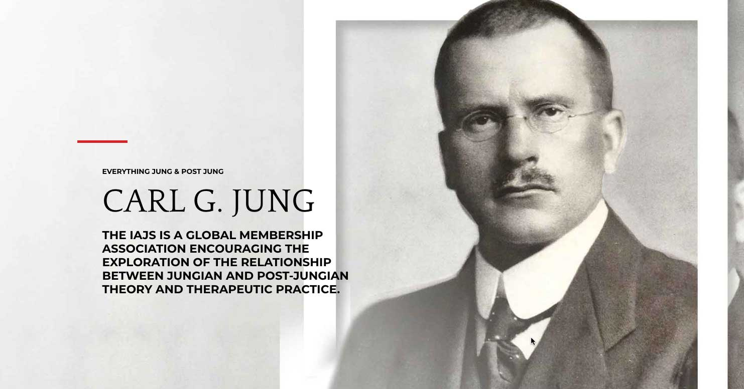 Interested In Carl G Jung The Iajs Presents An Extensive Online Seminar Series Through 2020 The International Association For Jungian Studies