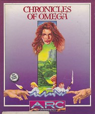 Chronicles of Omega Game Design Artwork by Junior Tomlin