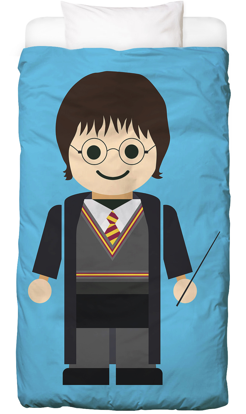 Bettwäsche Harry Potter Harry Potter Toy Als Bettwäsche Von Rafa Gomes Juniqe
