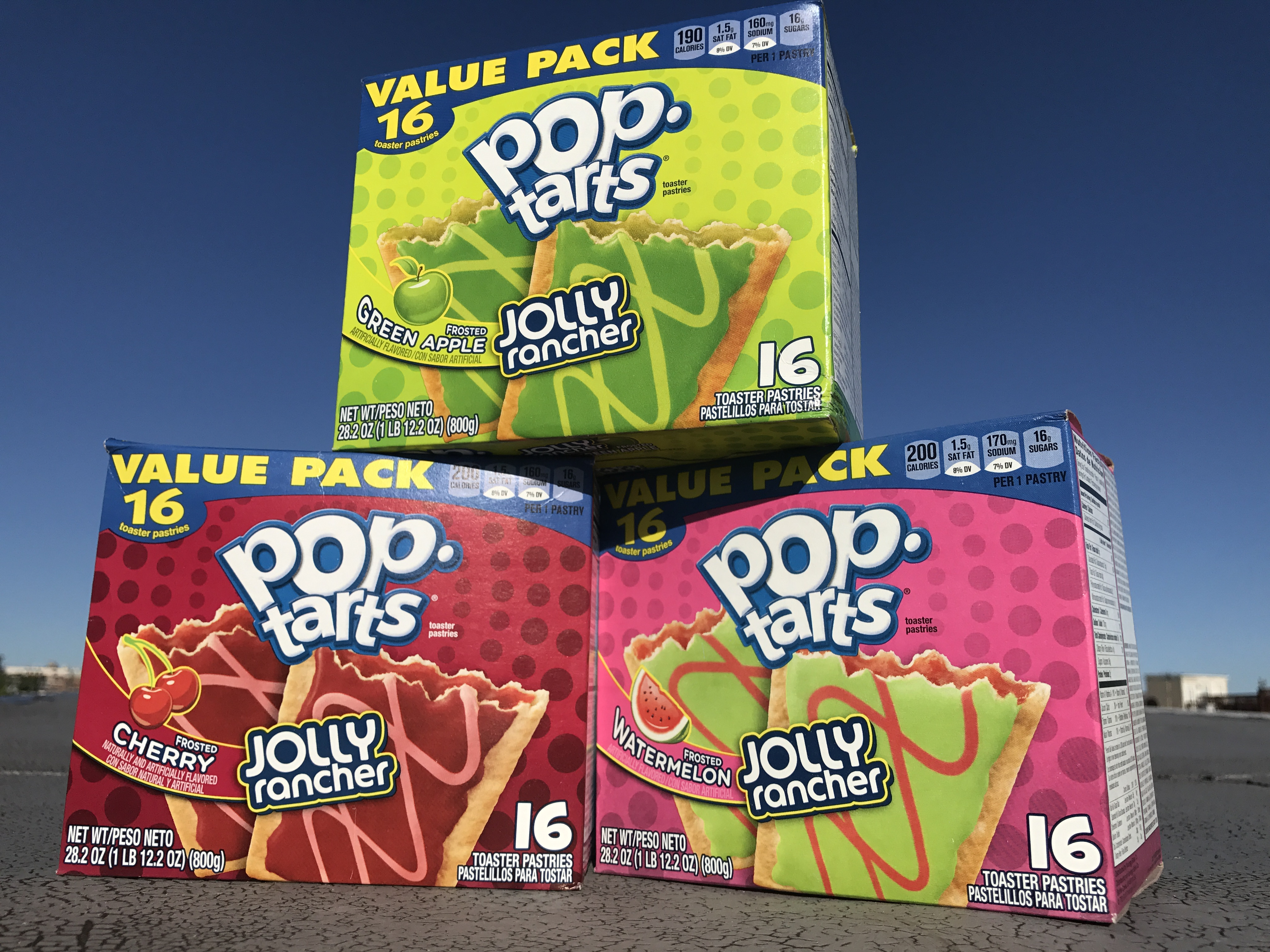 Fullsize Of Jolly Rancher Pop Tarts
