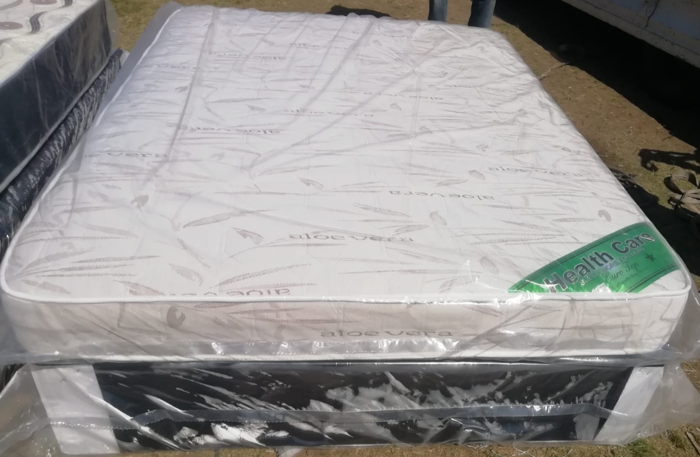 Double Beds With Full Foam Mattress For Sale For R1500 Junk Mail