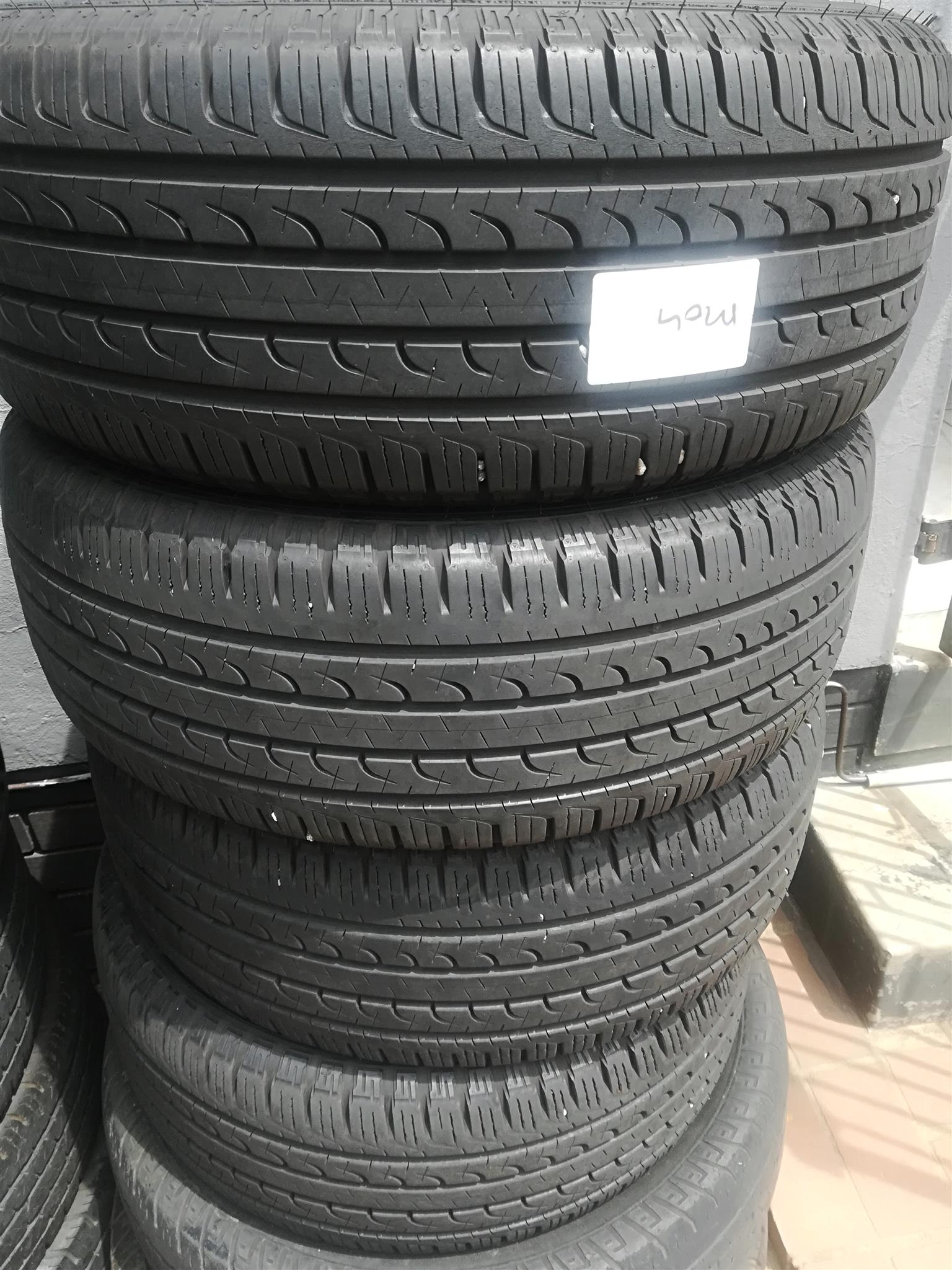 Goodyear Tyres 4 X 235 60 16 Goodyear Suv Tyres For Sale