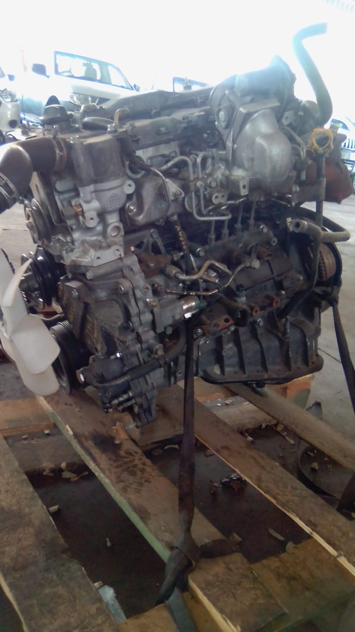 D Tec Isuzu 4jk1 2 5 D Tec Engine For Sale Junk Mail