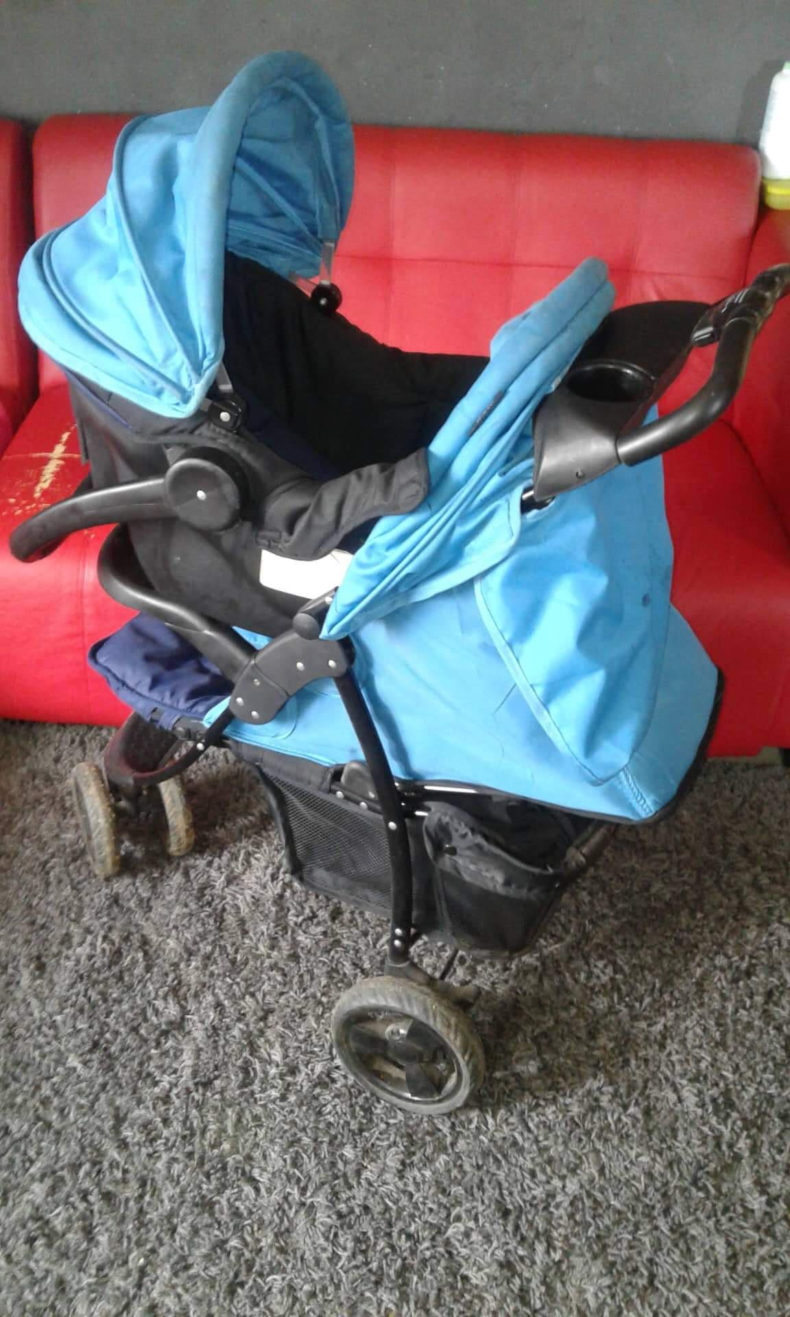 Baby Pram And Car Seat Combo Boni Pram And Car Seat Combo Junk Mail