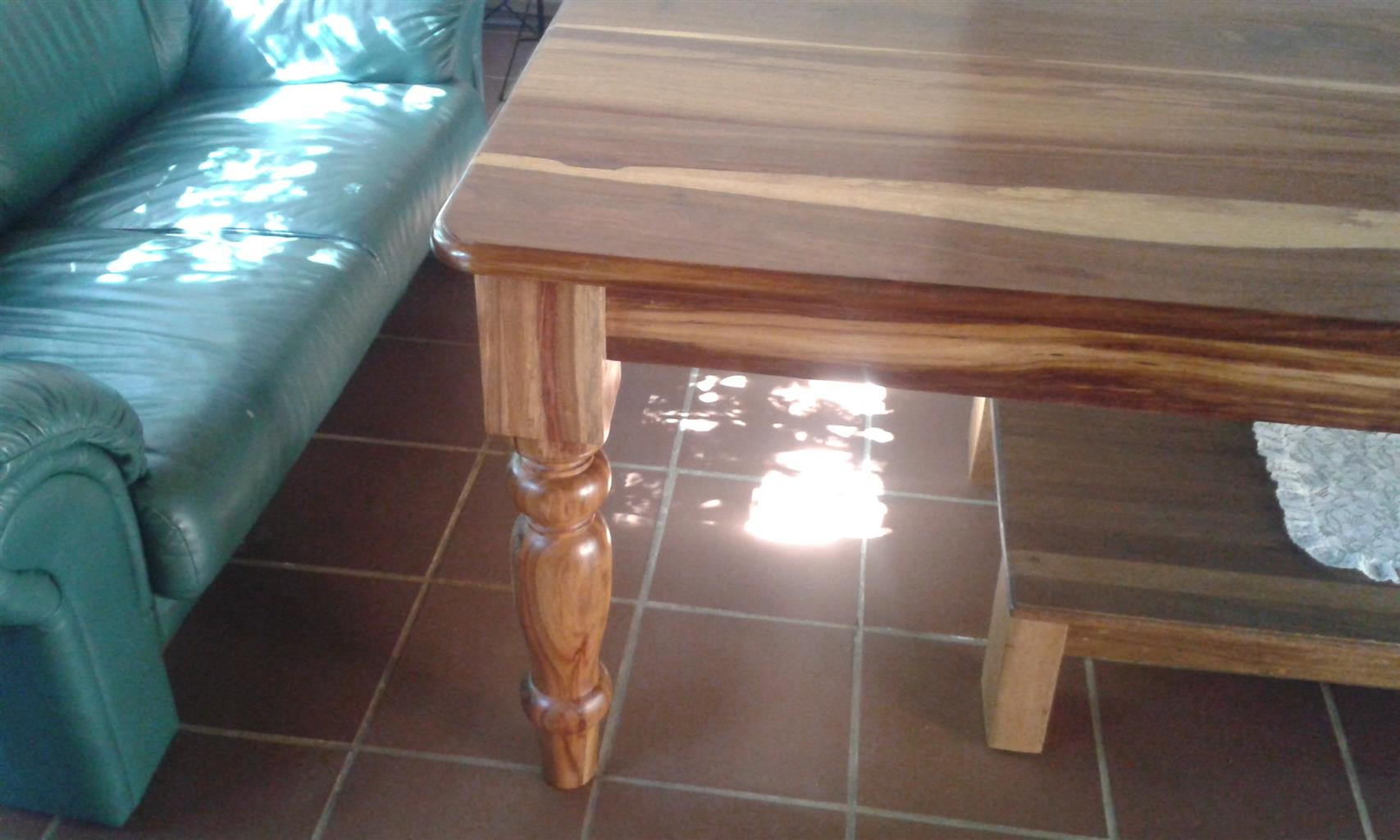 Dining Room Furniture In Pretoria Kiaat Table For Sale As Well As A Cederwood Table Junk Mail