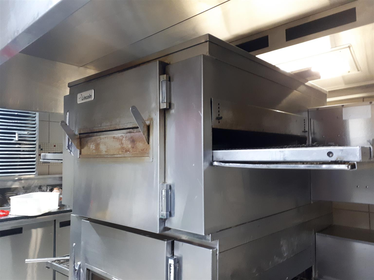 Pizzastand Oven Pizza Ovens From R40 000 To R80 000 Junk Mail