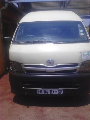 Toyota Quantum in Pretoria City Junk Mail