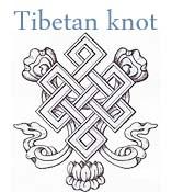 Tibetan knot