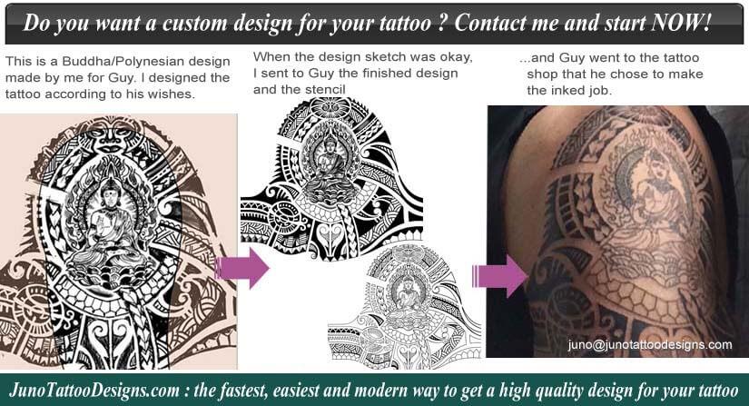 polynesian tattoo, shoulder tattoo,samoan tattoo, tattoo inked, juno tattoo designs.com,