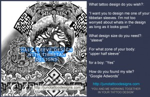 tibbetan_half_sleeve_tattoo_design