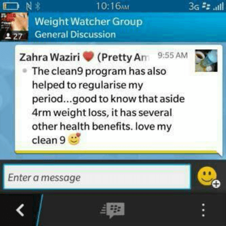 ... of other smart nigerians who has benefited in our fat loss program