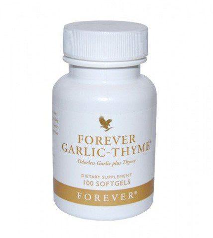 Forever Living Garlic-Thyme-juohco