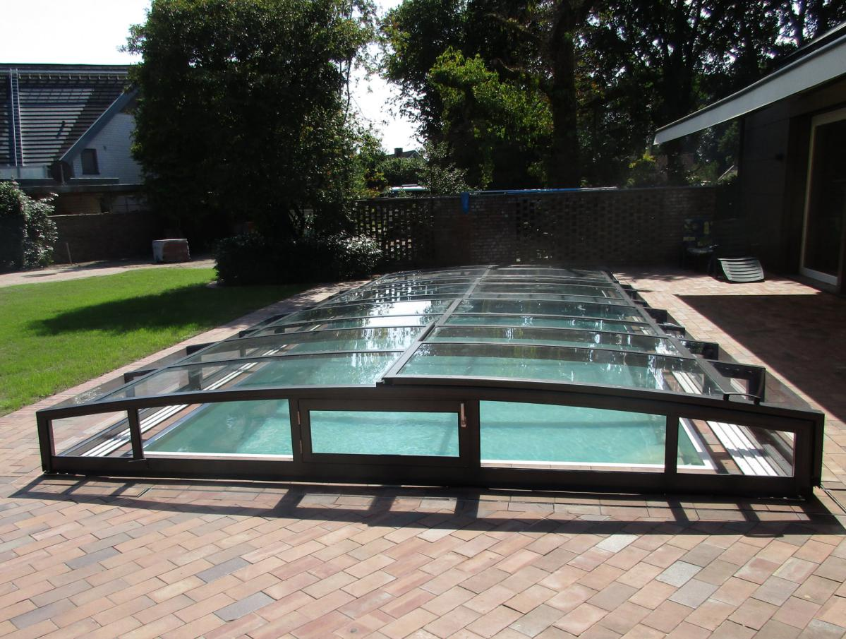 Abris Piscine Plat Abri Piscine Plat Source With Abri Piscine Plat