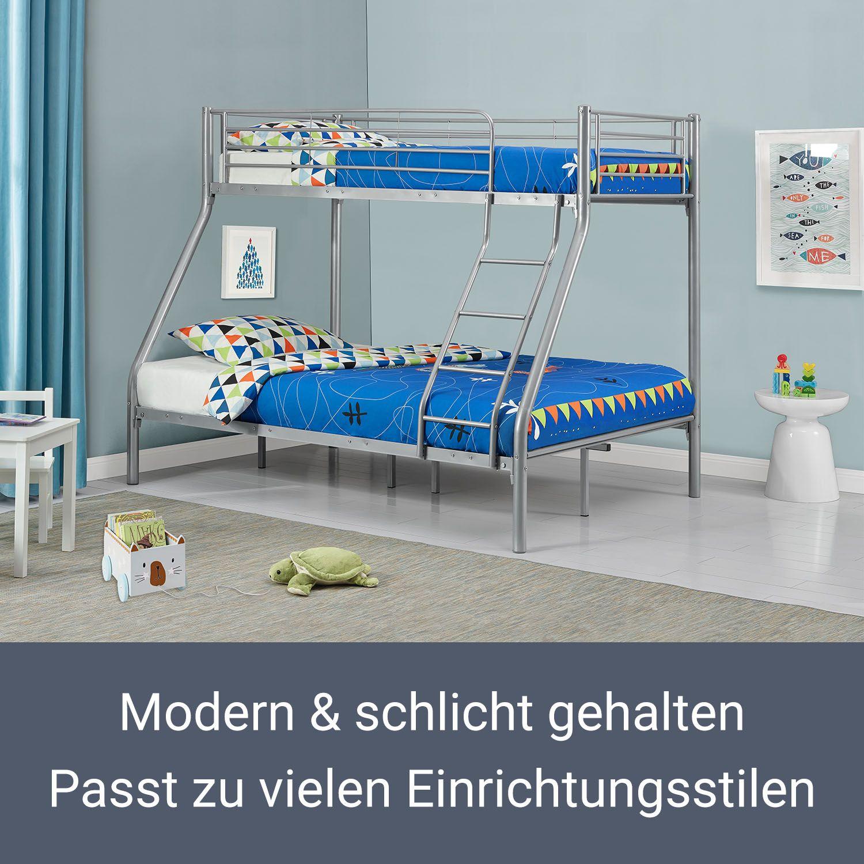 Etagenbett 90x200 Metall Hoch And Etagenbetten Und Weitere Betten