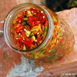 Naturally Pickled Cayenne