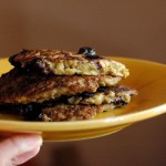 Got Extra Porridge? Make Porridge Pancakes!