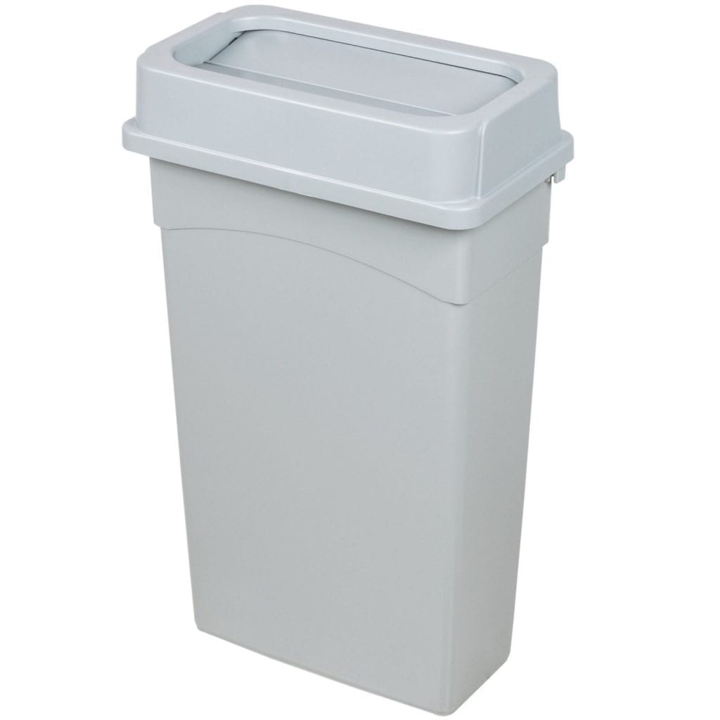 Fun Trash Can 23 Gallon Slim Trash Cans Just 4 Fun Party Rentals