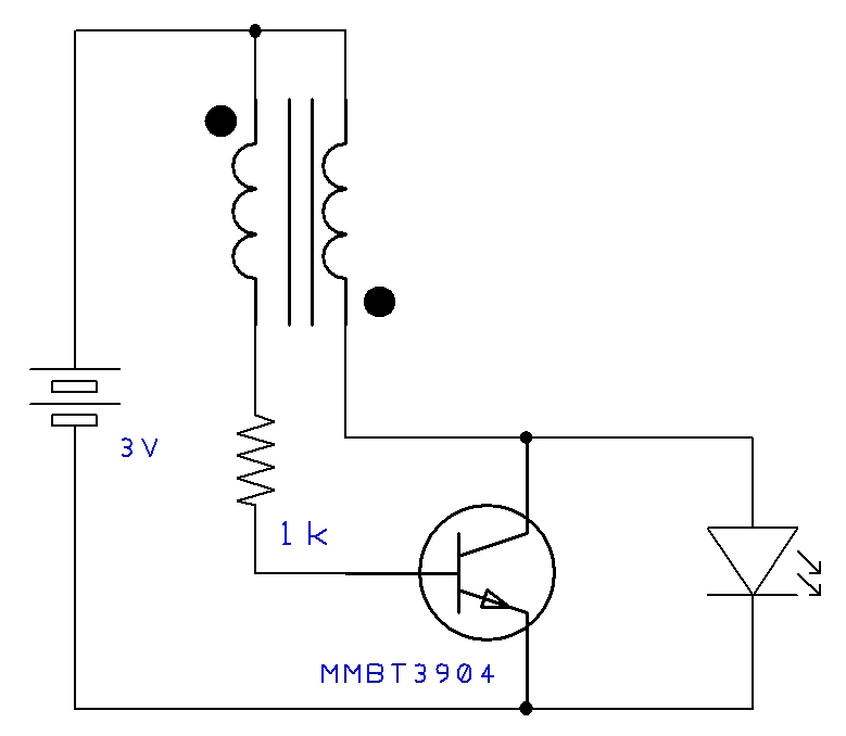 light bulb and battery circuit