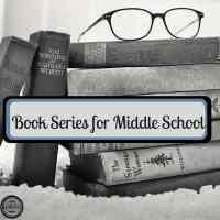 Here are 5 book series that are sure to be a hit with your middle schoolers