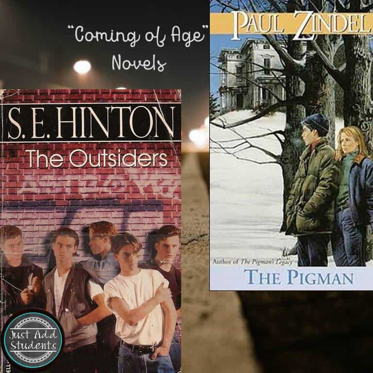 5 Classic Books for Middle Schoolers - Just Add StudentsJust Add ...