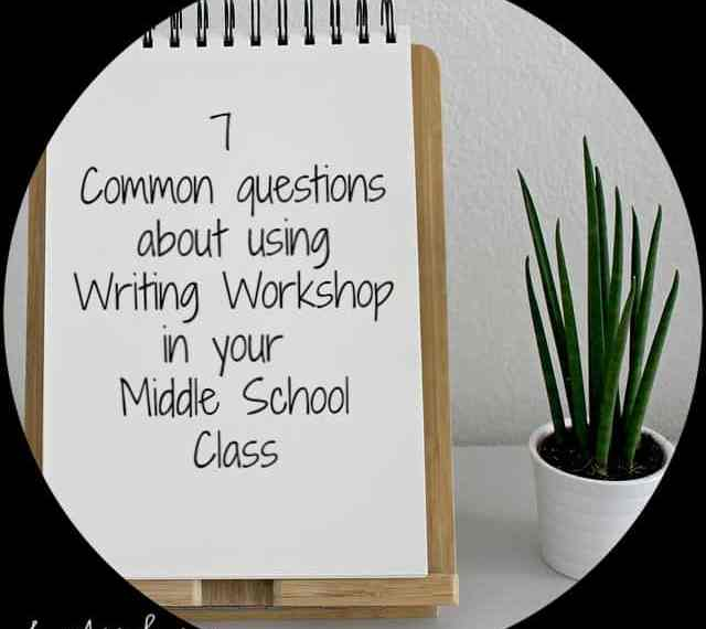 7 Common Questions About Writing Workshop