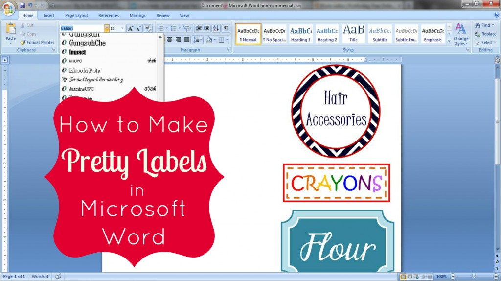 how to make labels in word 2010 - Ozilalmanoof - free download label templates microsoft word