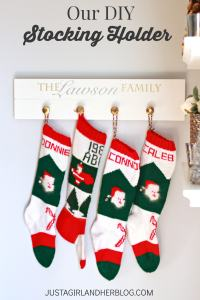 Christmas Decorations Stocking Holders | www.indiepedia.org