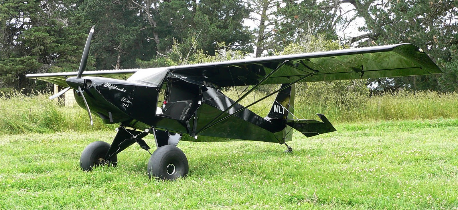 Sport Airplane For Sale Highlander Just Aircraft Llc