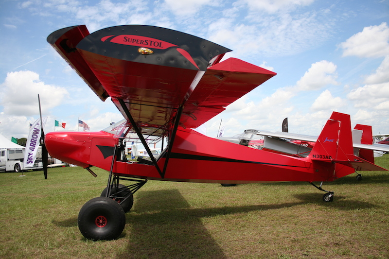 Superstol Xl Just Aircraft Llc