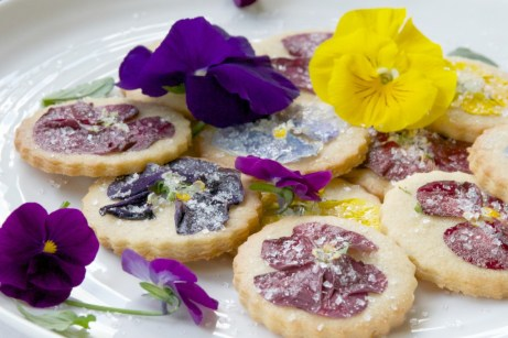 pansy cookie recipe