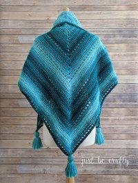 Crochet Triangle Shawl Pattern - Free Crochet Pattern by ...