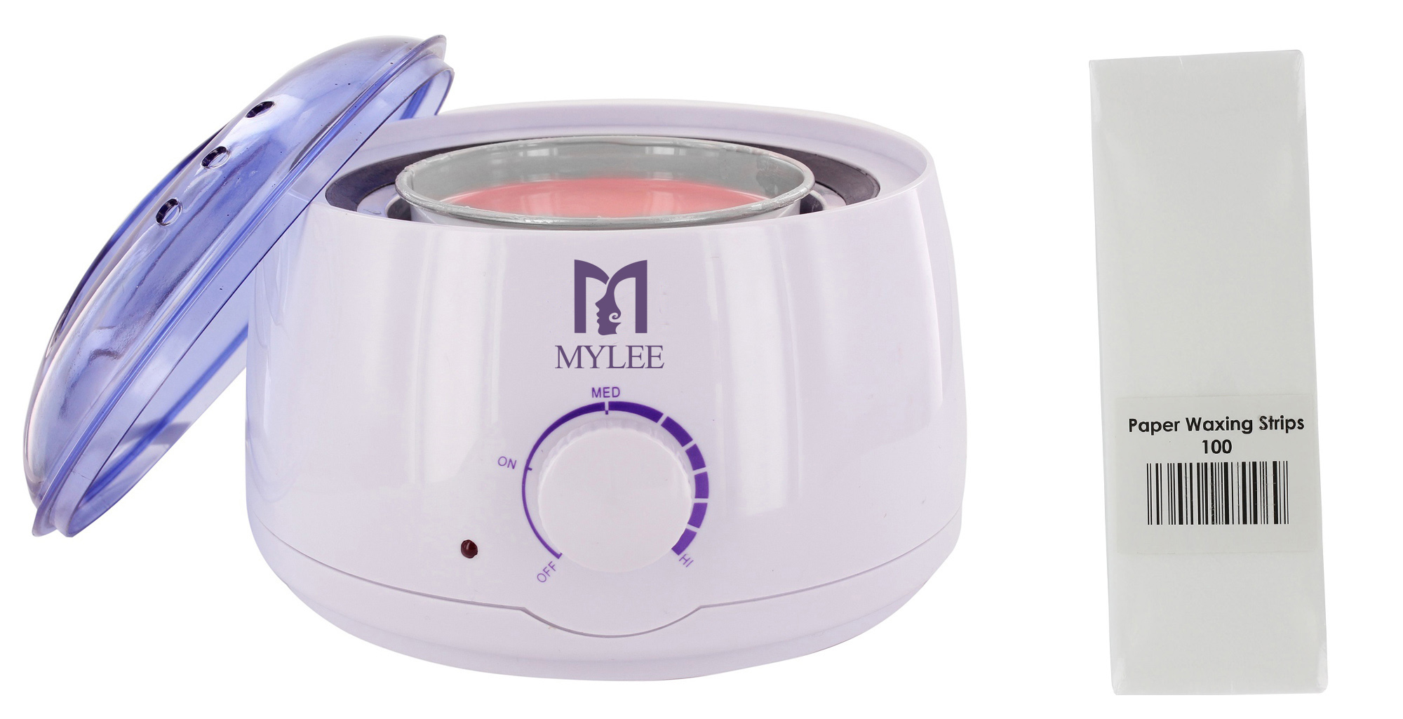 New Mylee Wax Heater Warmer For Depilatory Hair Removal