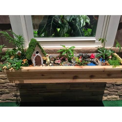 Medium Crop Of Backyard Garden Planter Box