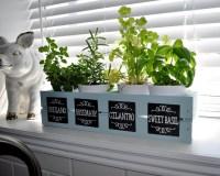 Window Herb Garden Ideas | Garden Design Ideas