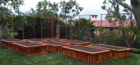 Best Wood For Raised Vegetable Garden | Garden Design Ideas