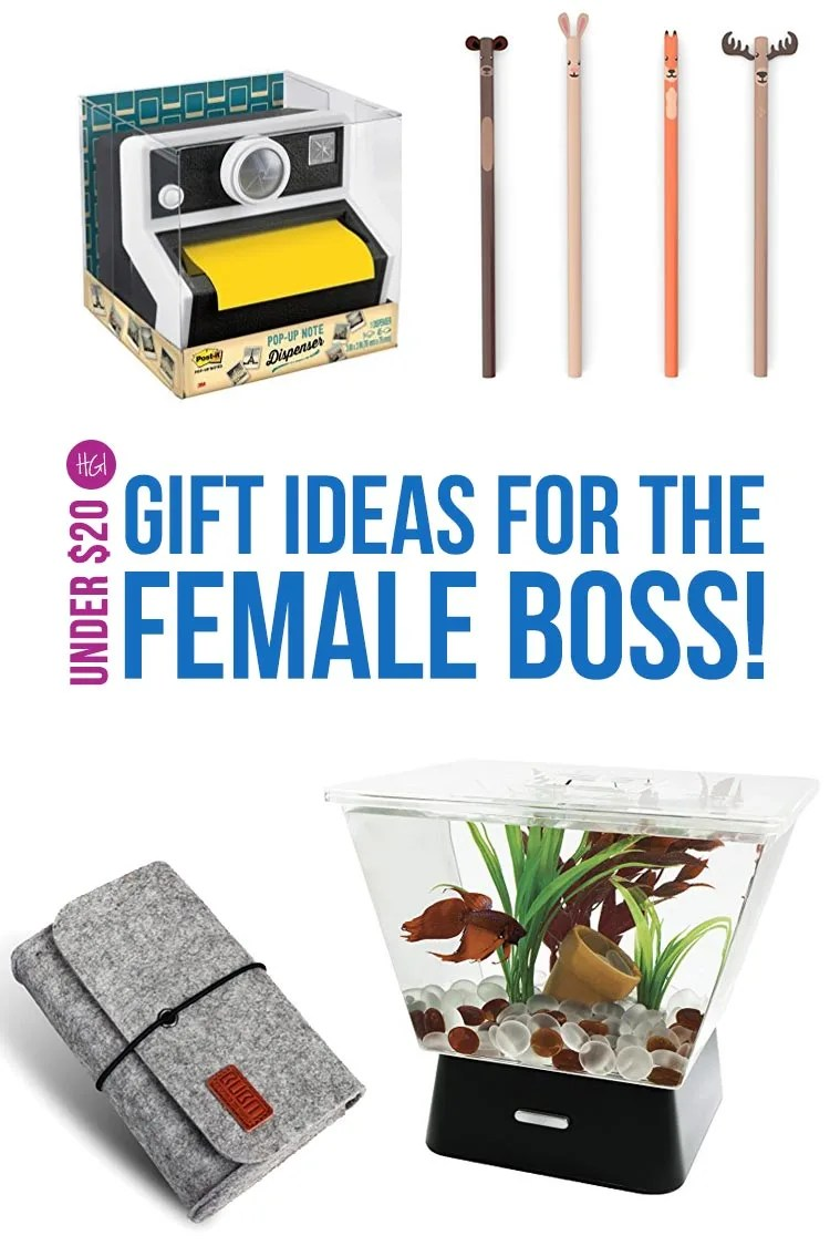 Best Birthday Gift Ideas For Female Boss Image Collection