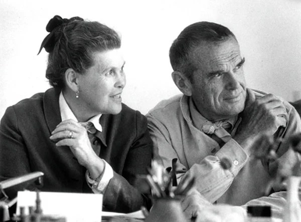 Charles & Ray Eames 4 Lessons To Learn From Charles And Ray Eames | Just™ Creative