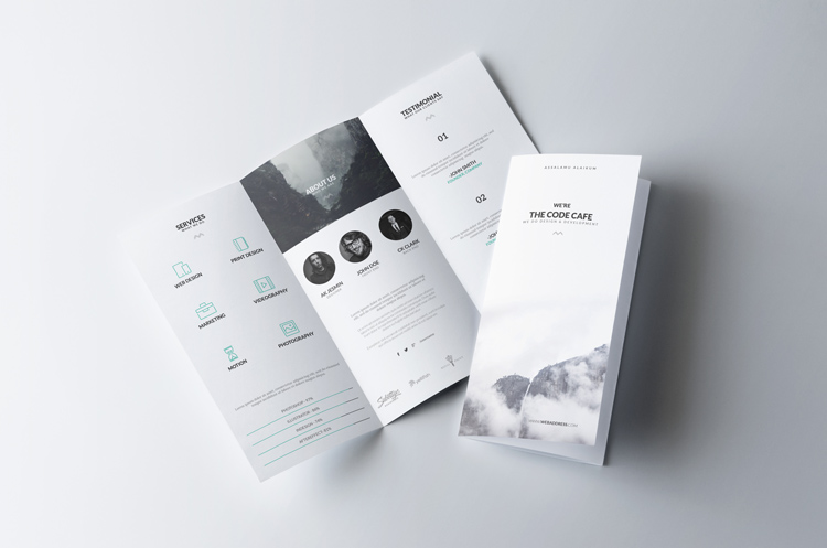 Collection of FREE Branding Templates  Mockups JUST™ Creative