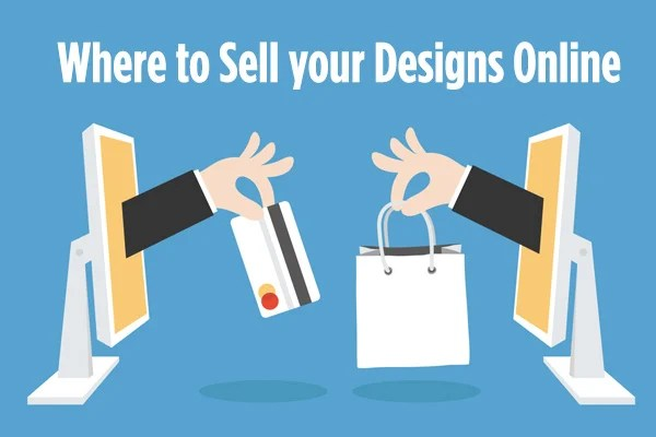 Where to Sell your Designs Online  How JUST™ Creative