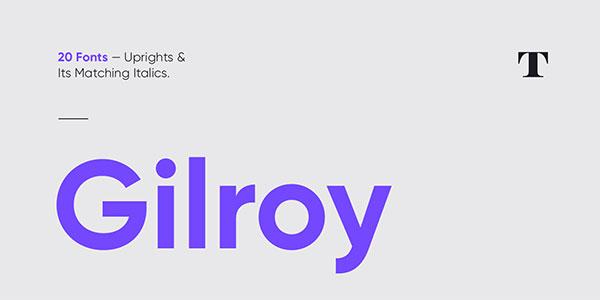 10 Best Professional Fonts for Logo Design Clean  Minimal JUST